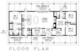 ranch style house floor plans ranch house plans ranch house plans elk lake 30 849 associated