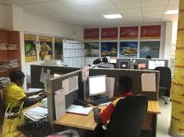 bureau dhl bureau dhl 28 images dhls bogot 225 offices reception area
