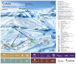 Magic Mountain Map Shahdag Mountain Resort Piste Map Trail Map