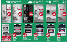 best black friday deals 2016 usa sears goes heavy on major appliances in its black friday ad twice