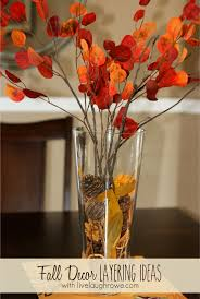 Fall Vase Ideas Fall Decor Using Layers Live Laugh Rowe