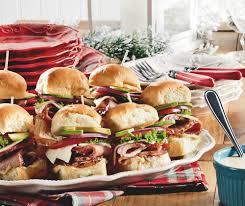 Furniture Sliders Walmart Christmas Ham Sliders Recipe Walmart Com