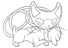 pokemon coloring pages bebo pandco