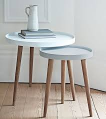 pottery barn nesting tables nesting tables end table ideas stylish tables you can buy right