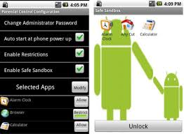 android autostart app android parental restrict access to specific android apps