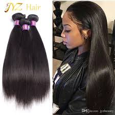 indian human hair weave au jyz malaysian virgin hair straight remy human hair brazilian