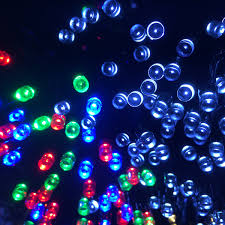 led solar christmas lights solar string lights with