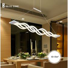 Lights Kitchen New Creative Modern Led Pendant Lights Kitchen Acrylic Metal