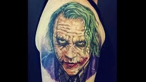 joker tattoo video tha joker tattoos the joker tattoo joker tattoo and tatoo