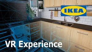 design a virtual kitchen ikea vr experience a way to experience a kitchen in your own home