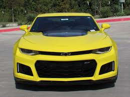 yellow camaro zl1 2018 chevrolet camaro zl1 2dr car in 181114 capitol