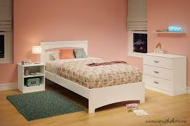 bedroom white paint types of beds with windows blind also white