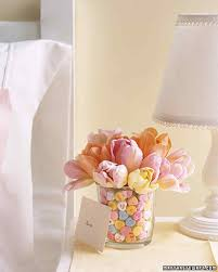 Tulip Bouquets Candy And Tulip Bouquet Martha Stewart