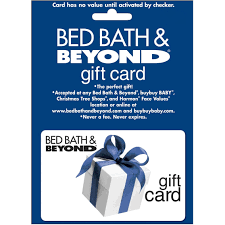 bed bath u0026 beyond gift card home gifts u0026 food shop the exchange