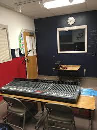 Building A Recording Studio Desk by Sound Studio Douglas County District