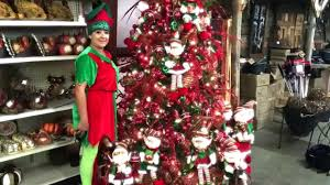 atoz u0027s elf christmas tree time lapse youtube