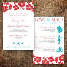 wedding invitations hawaii hawaii wedding invitations wedding invitations wedding ideas and