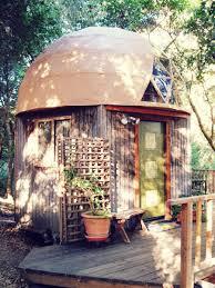 voice of nature mushroom dome cabin this cozy semi rustic cabin