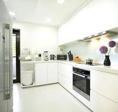 Hdb Kitchen Design 13 White Kitchen Design Ideas For Your Next Renovation