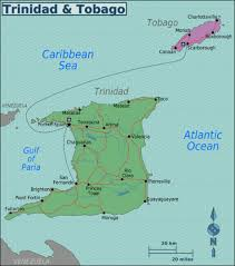 where is and tobago located on the world map and tobago wikitravel