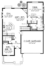 Sloping Lot Classic South African House Plans Escortsea