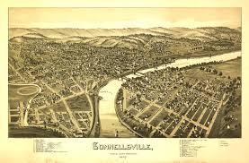Fayette County Maps Explorepahistory Com Image