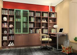 modern walls designs for study room 3d house
