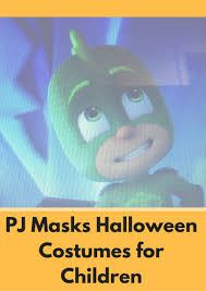 pj mask halloween costumes pj masks halloween costumes for toddlers and children u2013 great gift