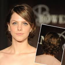 ways to style chin length hair wedding hair and makeup ideas from the runways chin length cuts