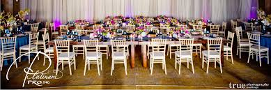 chiavari chair rental nj custom event productions custom event productions