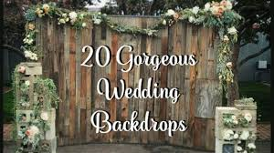 wedding backdrop ideas 20 wedding backdrop ideas