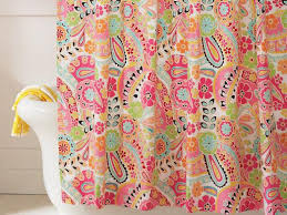 Yellow And Navy Shower Curtain Shower Curtain Styles Hgtv
