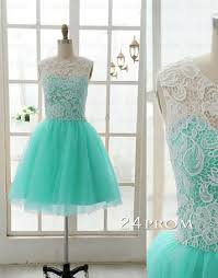mint green lace dress on the hunt