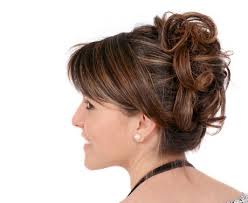 Hochsteckfrisurenen Kurze D Ne Haare by Kurze Haare Hochstecken Hochsteckfrisuren