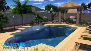 backyard makeover with pool gogo papa com