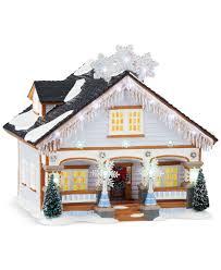 department 56 halloween sale department 56 snow village the snowflake house christmas village