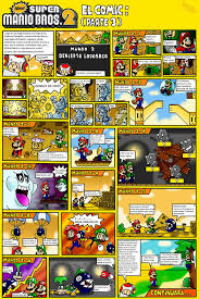 super mario bros 2 el comic parte 3 superlakitu