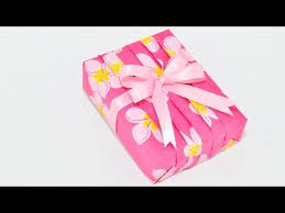japanese present wrapping japanese pleats gift wrapping basic pleating design youtube