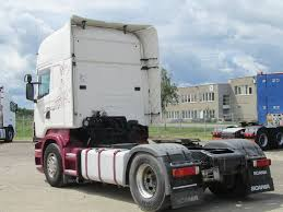 scania r440 topline manual retarder tractor units for sale truck