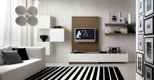 Asian Living Room Design Ideas Black And White Living Room Decor Cool Black U White Statement