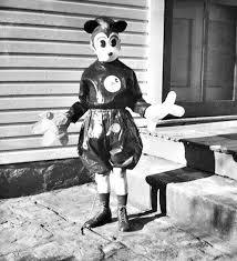 Mickey Minnie Mouse Halloween Costumes Toddlers Picture Inktober Drawing 30 Creepy 1930 U0027s Minnie Mouse Art