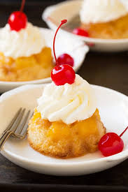 pineapple upside down cupcakes cooking classy