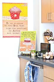 cupcake kitchen decor cute cupcake kitchen decor ideas pink