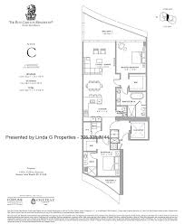 St Regis Residences Floor Plan Ritz Carlton Residences Sunny Isles Beach Condos And Residences