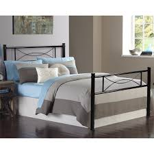 amazon com bed frame twin size yanni easy set up premium metal