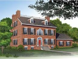 federal style home plans 40 best federal style homes images on federal
