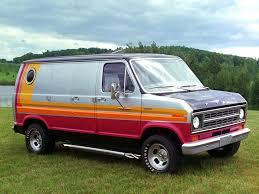 van ford econovan 1976 ford econoline custom van