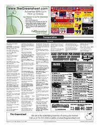 the greensheet houston tex vol 42 no 356 ed 1 thursday