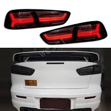 mitsubishi evo 2017 evo x tail lights ebay