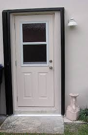 Exterior Door With Window Hurricane Impact Doors Gm Door Window Screen Llc In Fort